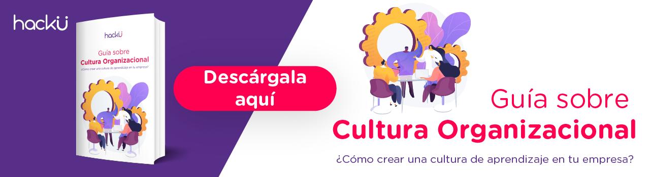 Guía Cultura Organizacional- Cómo crear una cultura de aprendizaje en tu empresa