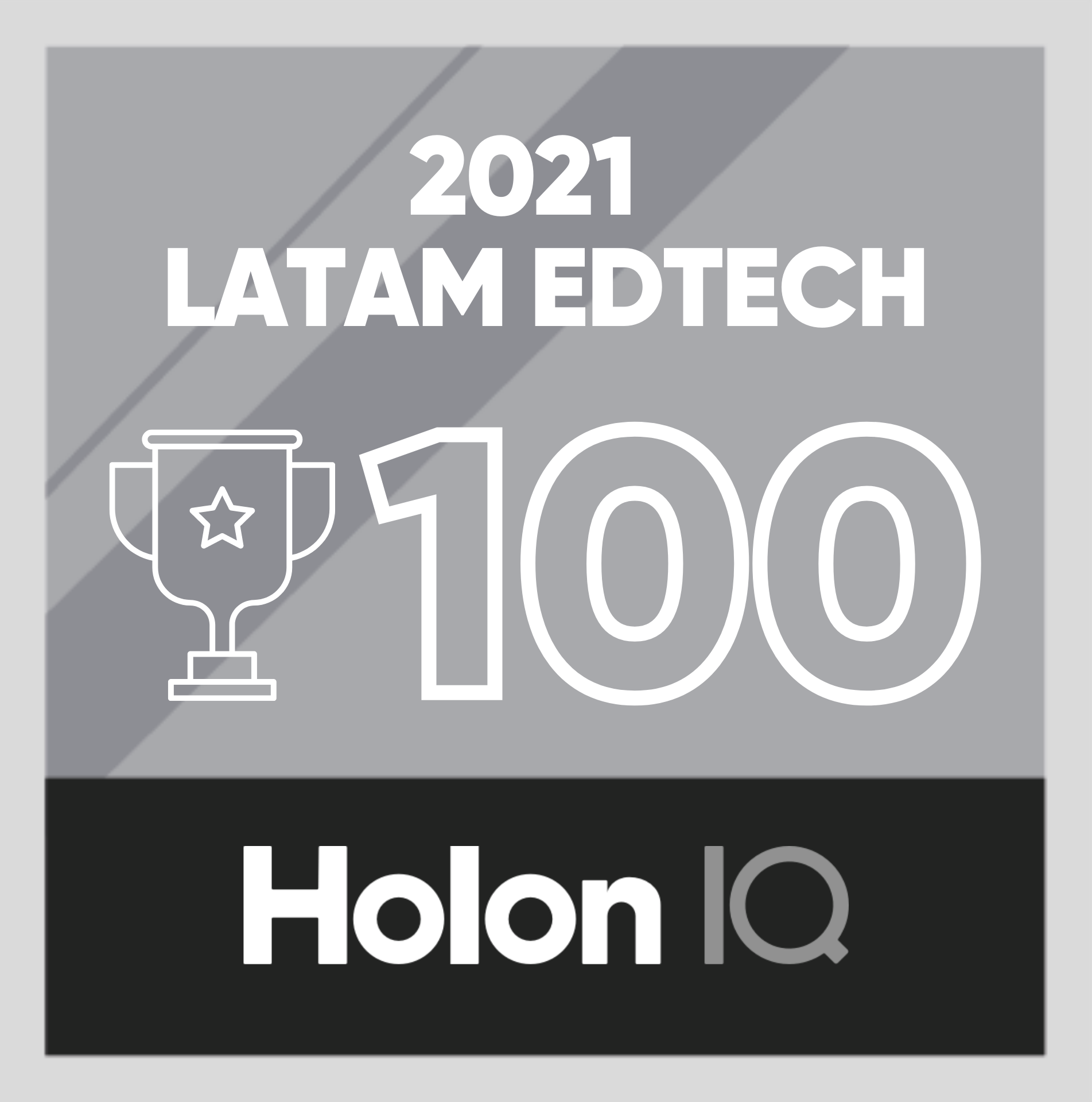 HolonIQ 2021 LATAM EdTech 100